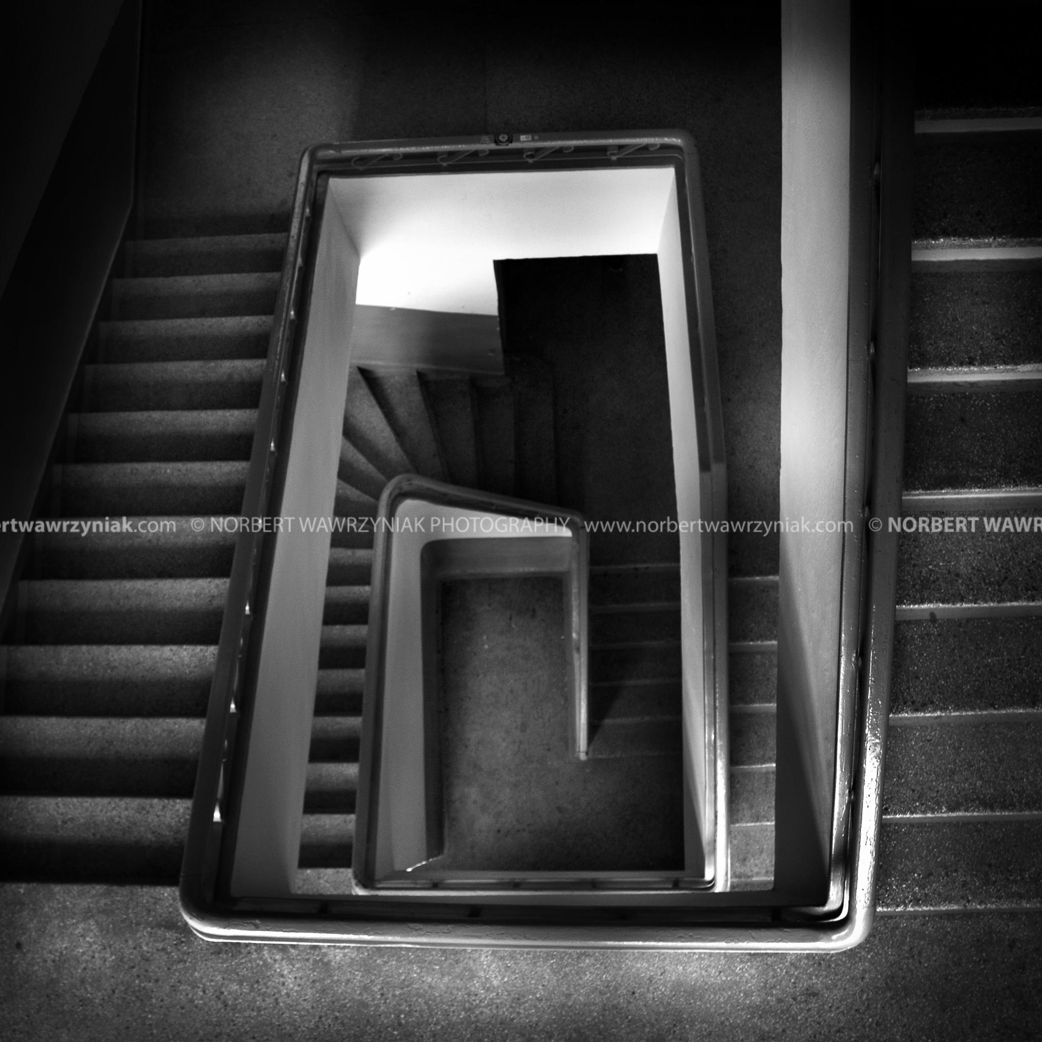 Stairs III – Poland, Opole