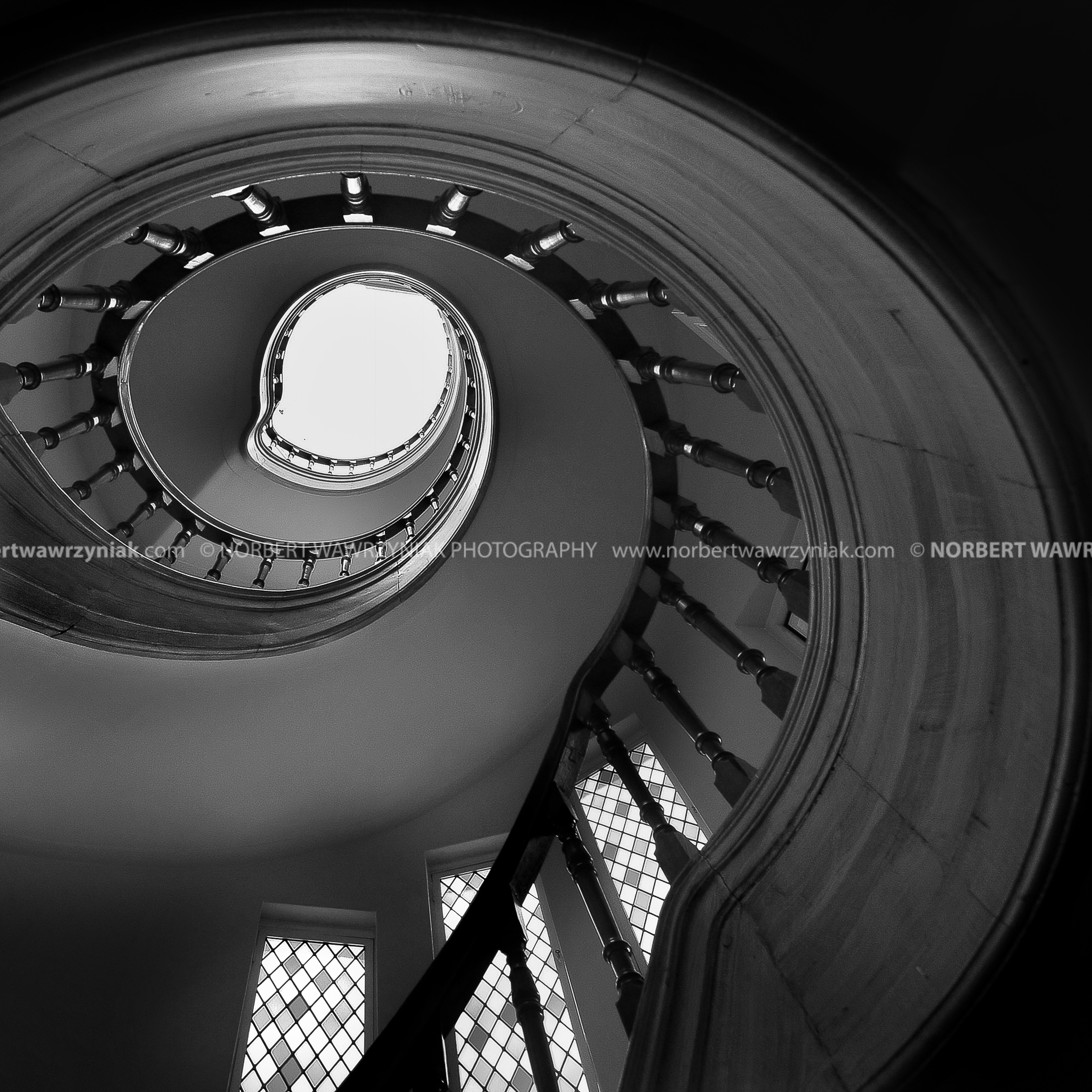Stairs X – France, Paris