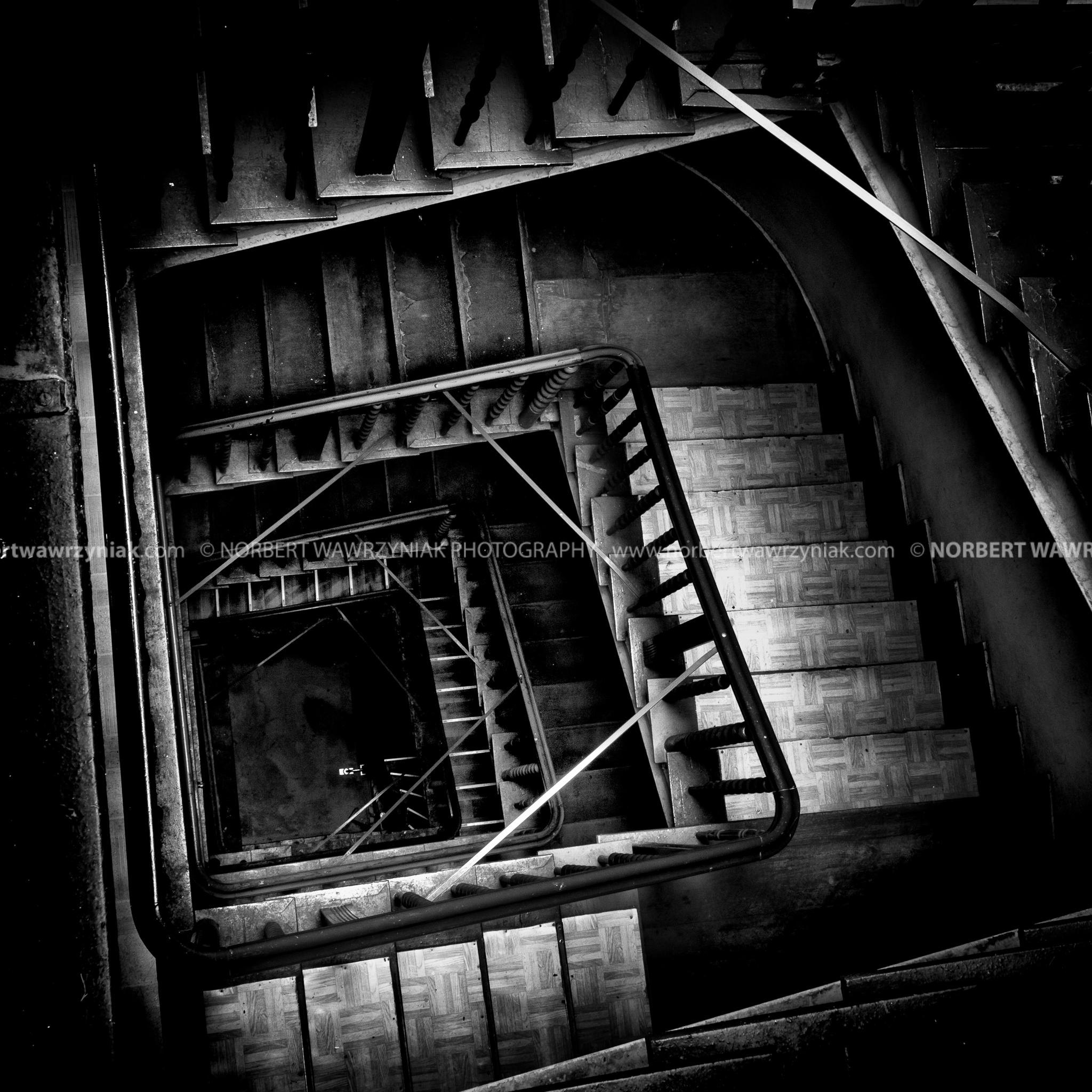 Stairs XVI – Poland, Wroclaw