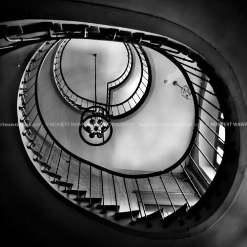 01_Stairs I - France, Paris